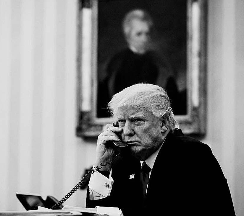Трамп сушит Болото Вашингтона