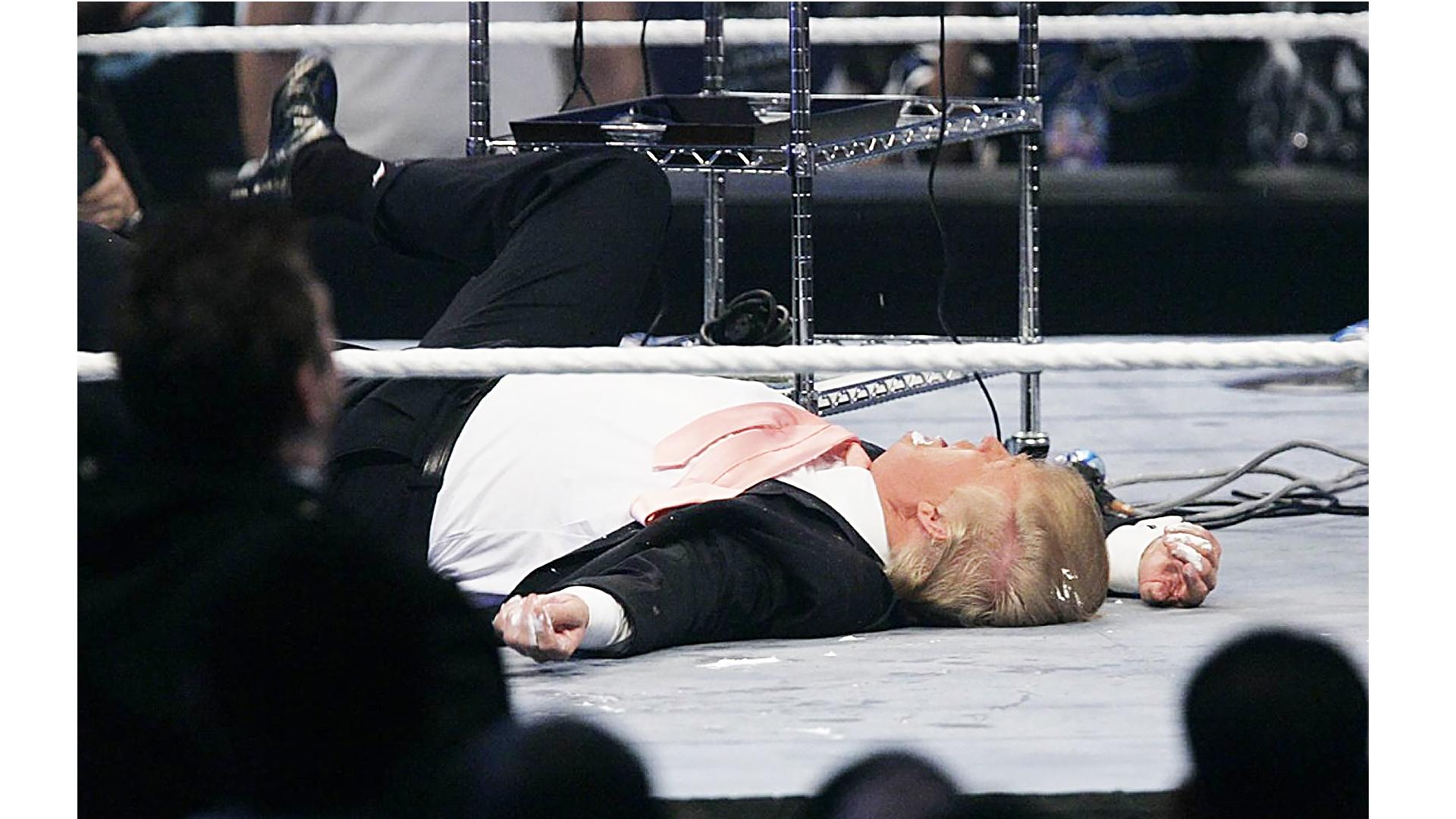мёртвый трамп